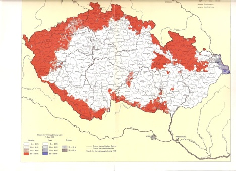 Germans in Czechoslovakia